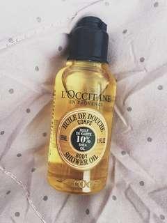 SALE‼️ L'occitane body shower oil