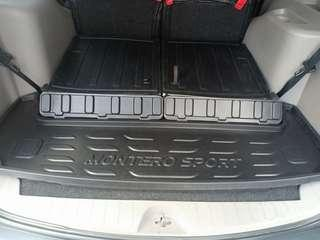 Cargo Tray Puzzle for Montero Sport