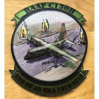 RAAF C-130H Commemorative Patch (Iron On)
