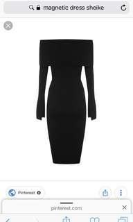 Magnetic Dress Sheike