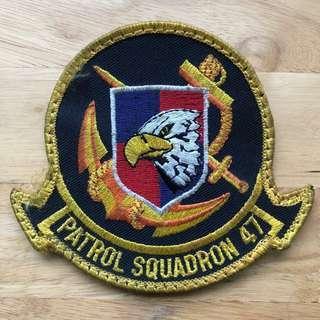 Patrol Squadron 47 (VP-47) Patch