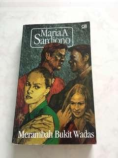 Novel Merambah Bukit Wadas