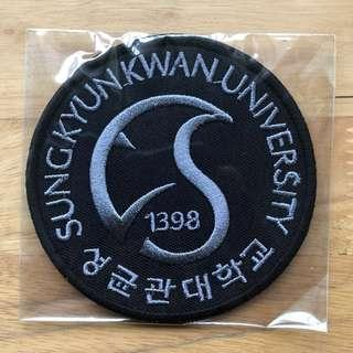 Sungkyunkwan University Low Visbility Patch