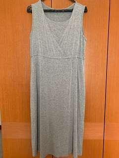 🚚 Maternity Nursing Dress