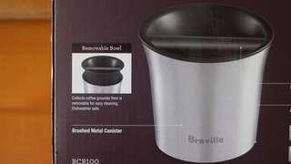 全新Breville Coffee Knock Box 咖啡敲粉盒