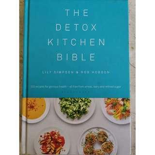 The Detox Kitchen Bible (Lily Simpson and Rob Hobson)