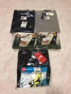 Palace Ralph Lauren waffle, supreme killer, TNF Photo tee