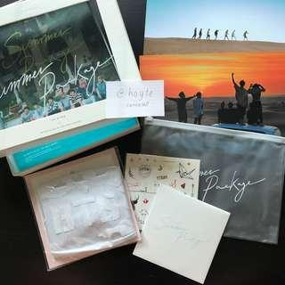 RARE OFFICIAL BTS Summer Package 2016 in Dubai