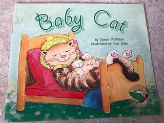 Story book- Baby Cat