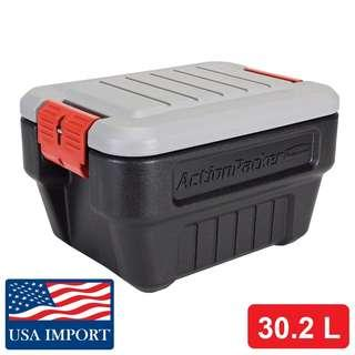 Rubbermaid ActionPacker Storage Container Box 8 Gallon 30.2L (30% DISCOUNT)