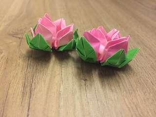 Origami Lotus 莲花