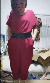 Jumpsuit, romper,  sets,  shorts,  blouse for female adults suits M to 2XL
