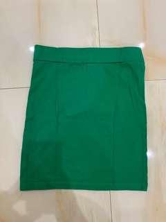 #cny2019 green skirts
