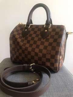🚚 Louis Vuitton New Speedy 25