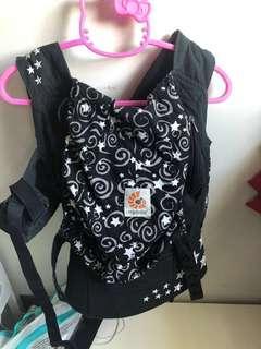 🚚 Ergo baby carrier + sling carrier