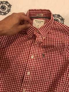 Red Stripes Shirt