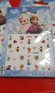 Nails sticker | frozen