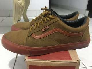Vans Brown Suede