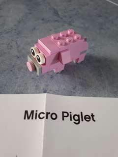Lego 6272158 Micro Piglet