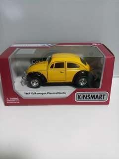 KINSMART Die cast VW Classic Bettle
