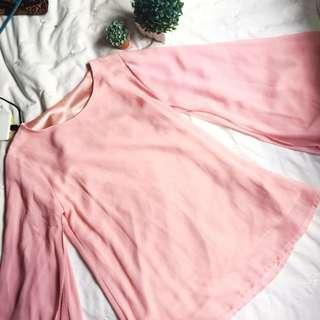 Neelofa inspired blouse
