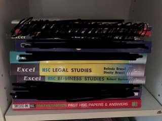 YR12 (HSC) Textbooks