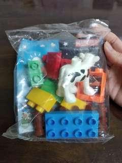 🚚 Marigold kids building blocks