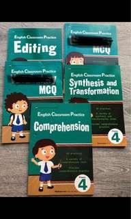 🚚 P4 assessments books