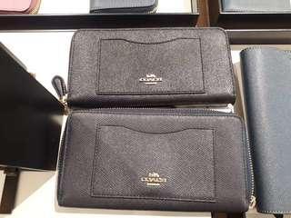 Original Coach F54007 Women's Wallet