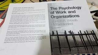 🚚 HP3801 Workplace Psychology