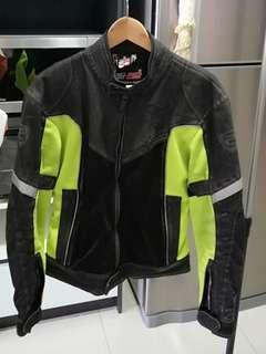 Motogear mesh men's motorcycle jacket