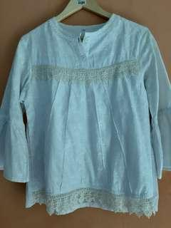 #CNY2019 baju putih