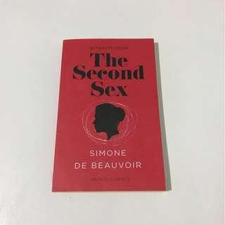 Simone de Beauvoir The Second Sex