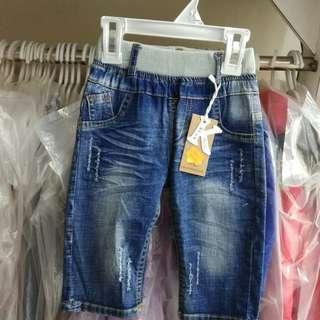 Celana jeans bayi