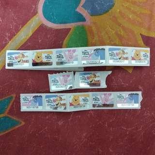 惠康限量版印花 wellcome stamps