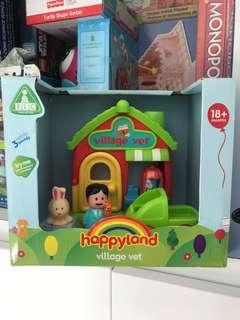 🚚 ELC happyland village vet toy