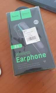 🚚 hoco. wireless earphone