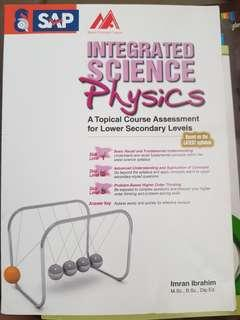 🚚 Integrated Science Physics for lower secondary