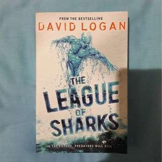The League of Sharks by David Logan [ENG]
