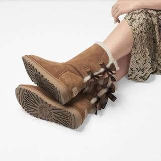 Ugg Bailey Bow II Boots #SpringCleanandCarousell50