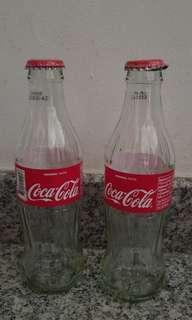 Glass Bottle Coca Cola