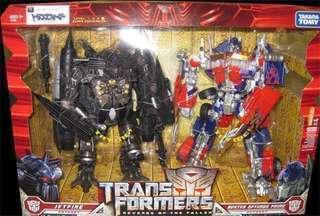 Buster prime jetfire tfs transformer movie rotf optimus prime