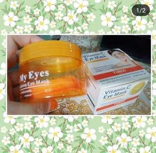🌻 Yubiso Eye Mask 🌻 [preloved]
