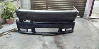 front & back bumper e36 m3