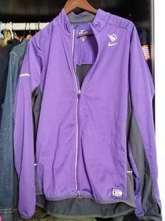 Nike 劉翔跑步外套