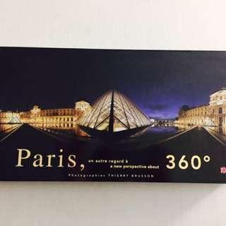 Design Photography Book - Paris 360