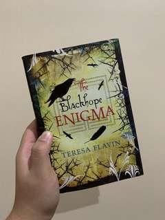 The Blackhope Enigma by Teresa Flavin [ENG]