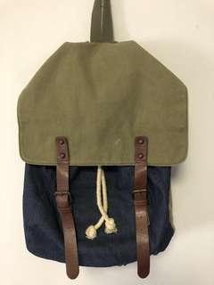 MANGO Backpack Bag For Men / Women