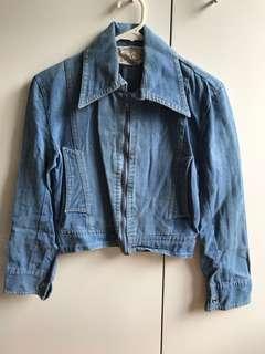 Vintage 70's - 80's Denim Jacket