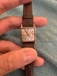 Tudor princess date vintage watch